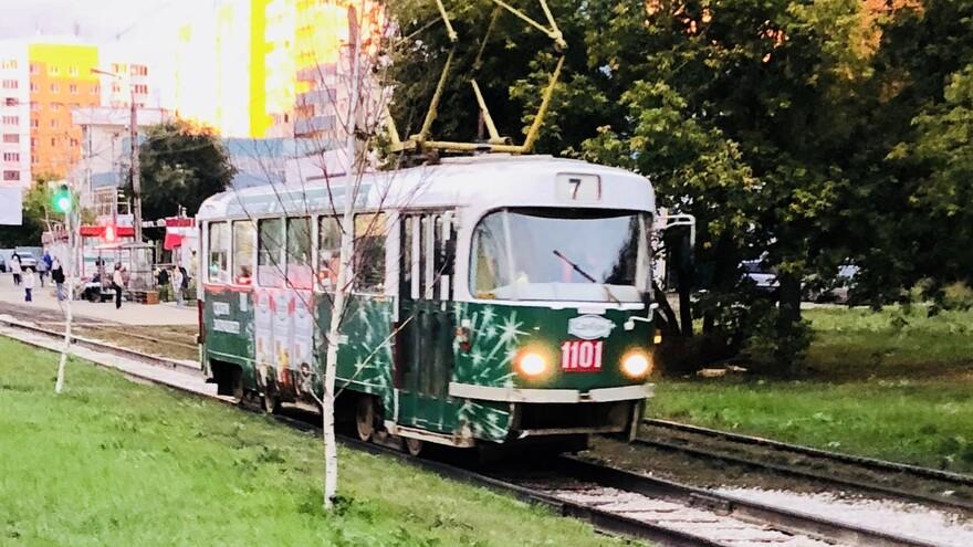 Трамвай №7 вернулся на привычный маршрут