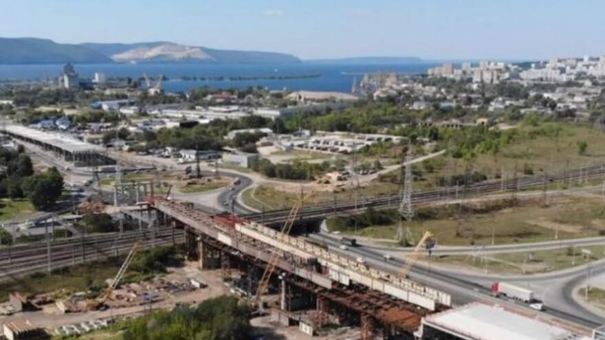 На трассе М-5 у Тольятти изменилась схема движения транспорта