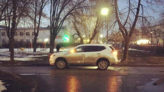 В Сызрани женщина сбила 17-летнего подростка