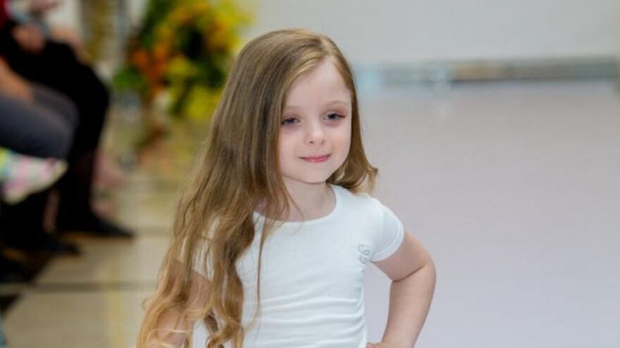 Юная леди из Сызрани хочет стать самой красивой девочкой России