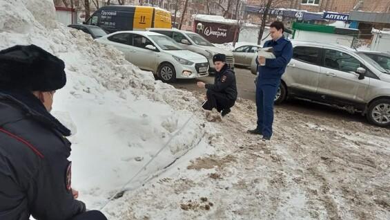 В Самаре прокуратура нашла более 300 нарушений при уборке и вывозе снега