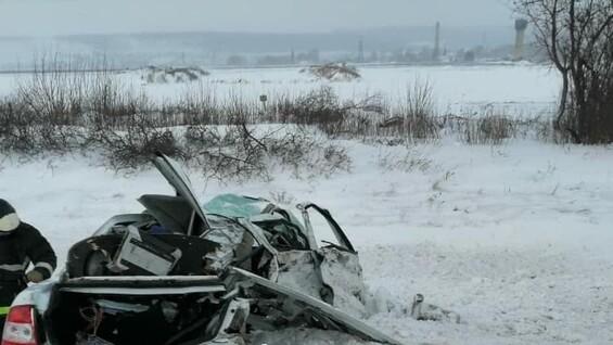 Жуткая авария на автотрассе Самара-Уфа-Челябинск: есть жертвы