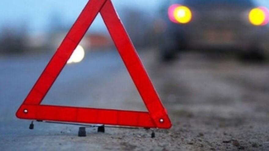 В Самаре водитель такси сбила на пешеходном переходе женщину и подростка