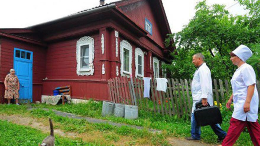 Вопросы оказания медпомощи на селе рассмотрит делегация Общественной палаты в Большеглушицком районе