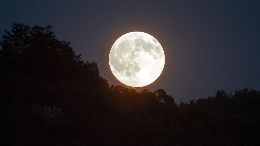Перед Новым годом над Землей взойдет Холодая луна и спустится Йольский кот