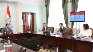 «Электрощит-Самара» поделился планами развития на встрече с губернатором Самарской области