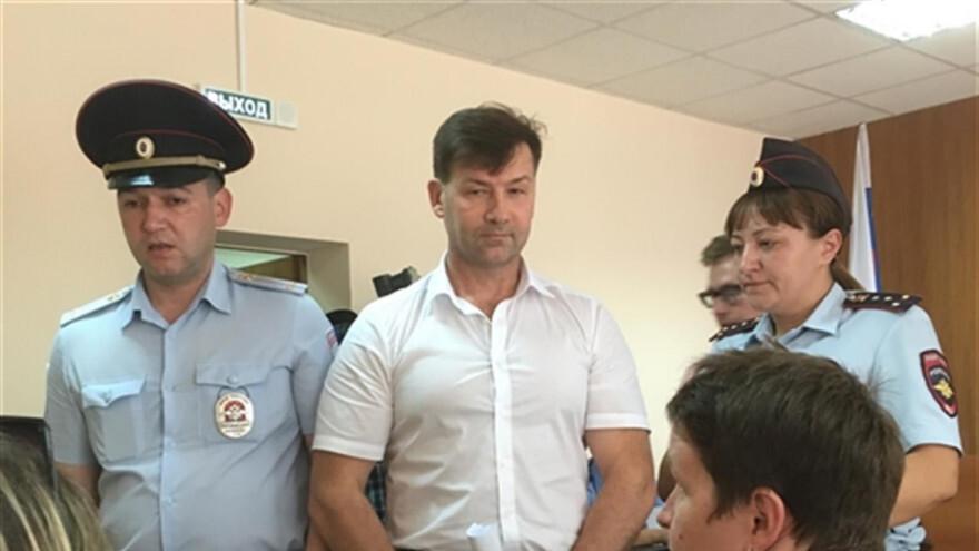 В Самаре начался суд над Дмитрием Сазоновым