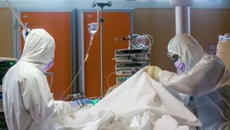 В Оренбурге скончался пациент с коронавирусной инфекцией, прилетевший из Европы через Самару