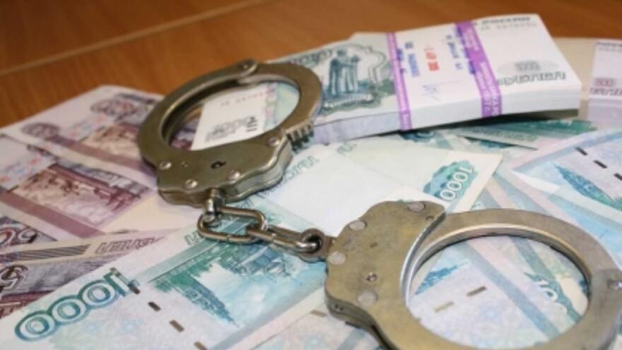 В Тольятти полицейский попался на взятке