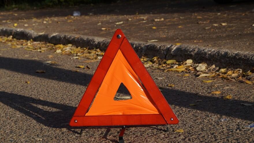 В Самаре сбили ребенка на пешеходном переходе