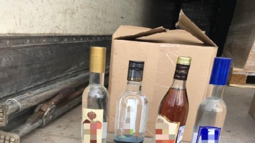 В Тольятти изъяли 6 тысяч литров паленой водки