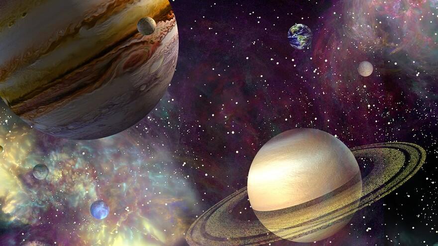 Уникальное явление: Сатурн и Юпитер сойдутся рекордно близко со времен Средневековья