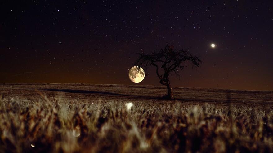 Лунный календарь на 17 декабря