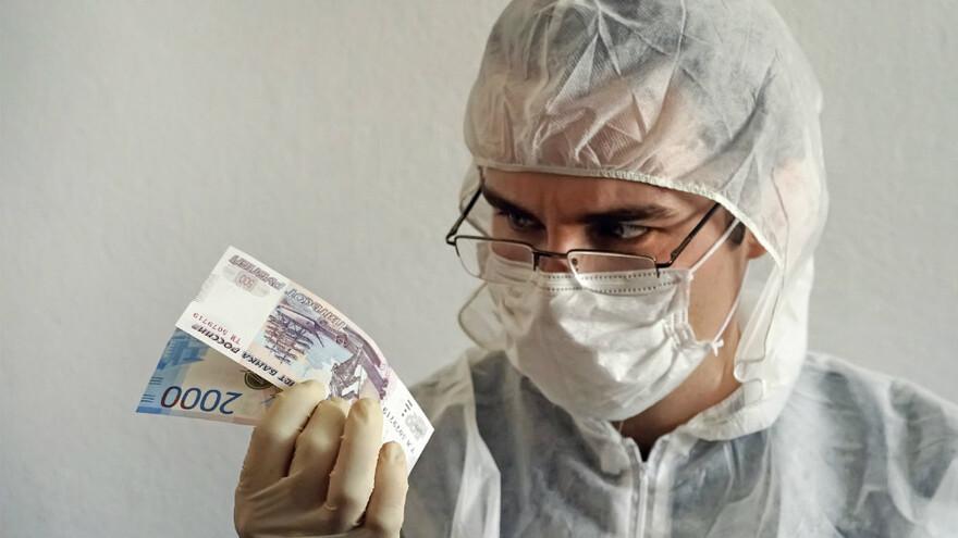 Названы сроки выживаемости коронавируса на поверхностях