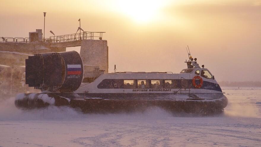В Самаре зимой подорожает переправа до Рождествено