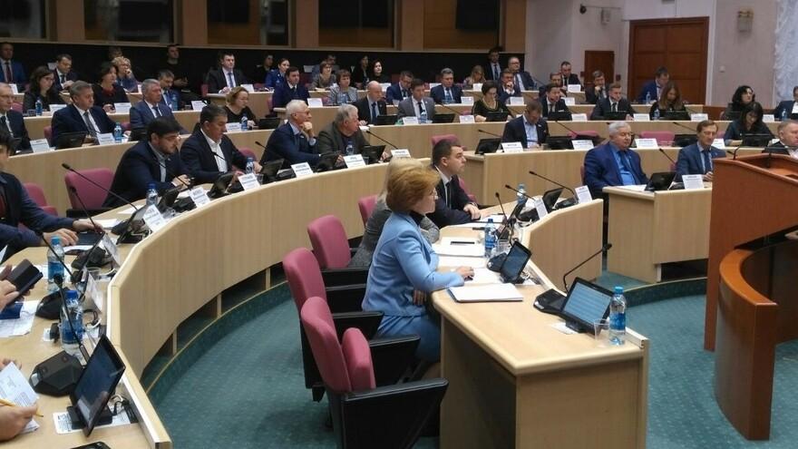 В Губернской думе проходят слушания по бюджету 2020