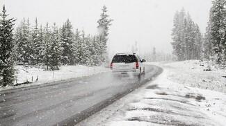 Самарских водителей попросили не парковаться на обочинах дорог