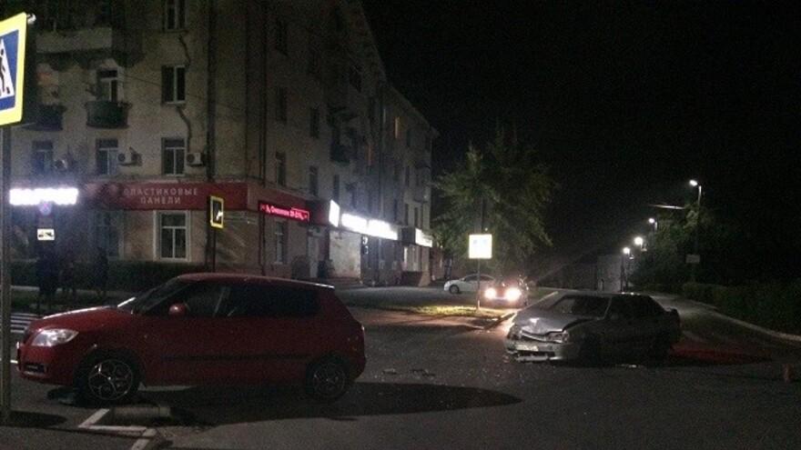 В Новокуйбышевске в аварии пострадал водитель