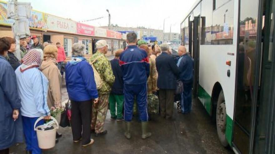С 20 июня в Самаре начинаются дачные перевозки