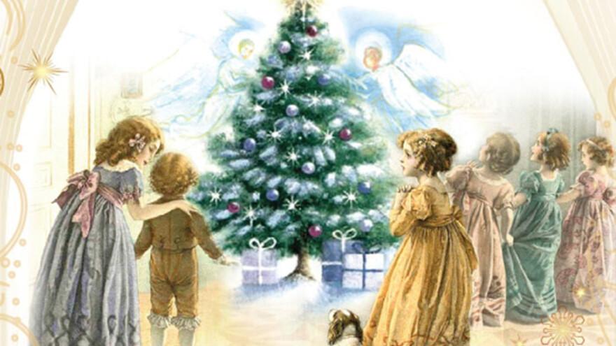 Школьники Чапаевска первыми увидят  спектакль  нового музыкального театрального проекта «Чудо в Рождественскую ночь»