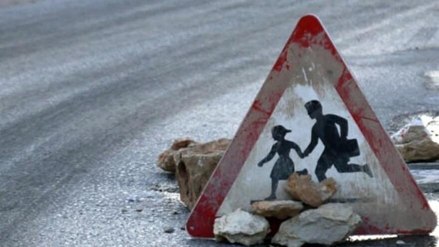 Тольяттинские полицейские разыскивают автомобилиста, сбившего ребенка