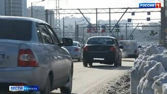 В Самаре продолжается борьба с последствиями снежной стихии