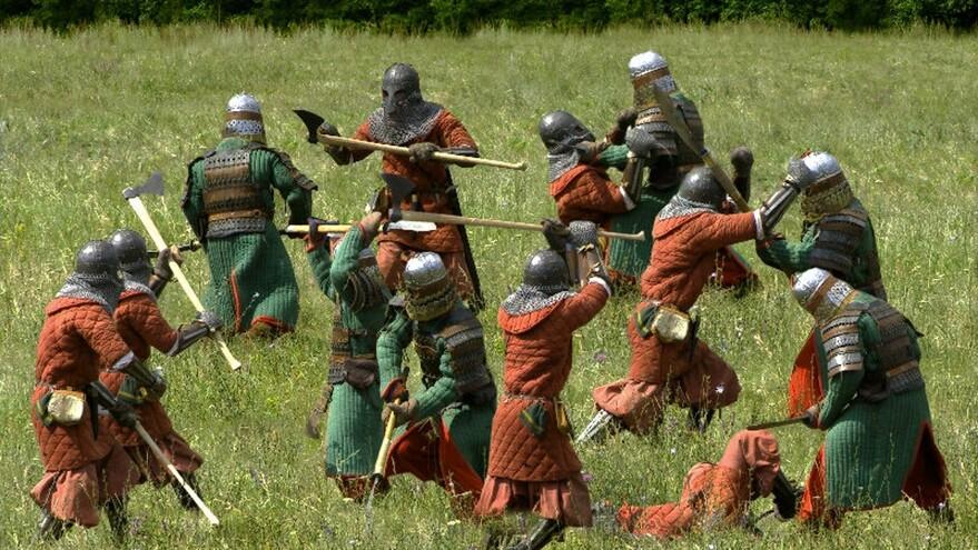 В Самарской области реконструируют битву Тимура и Тохтамыша