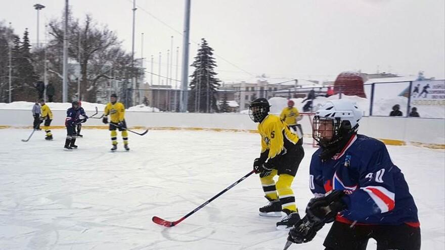 В Самарской области стартовал всероссийский турнир юных хоккеистов «Золотая шайба»
