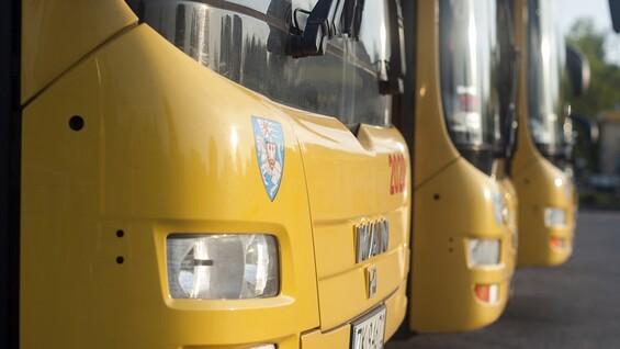 В Самаре отменят два автобусных маршрута