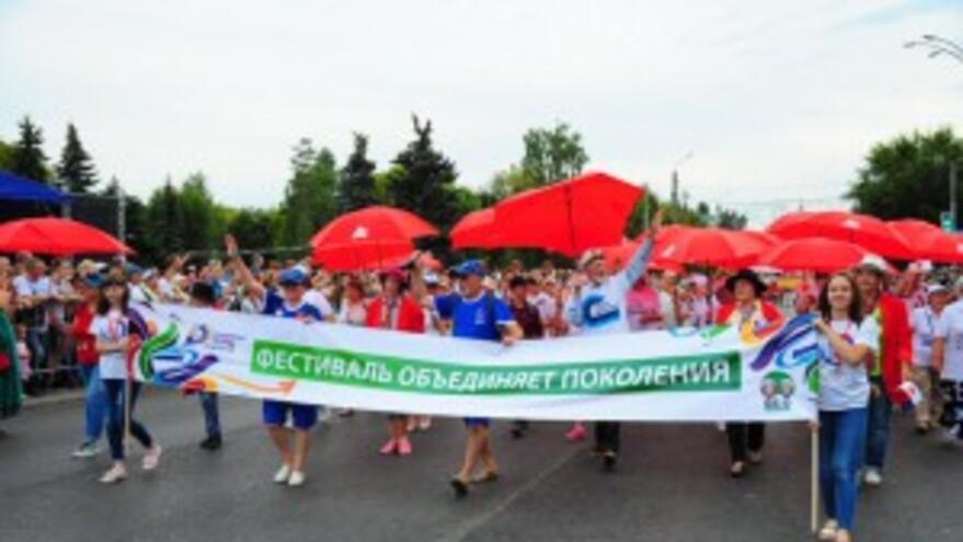 В Сызрани прошел фестиваль «Сызранский помидор»
