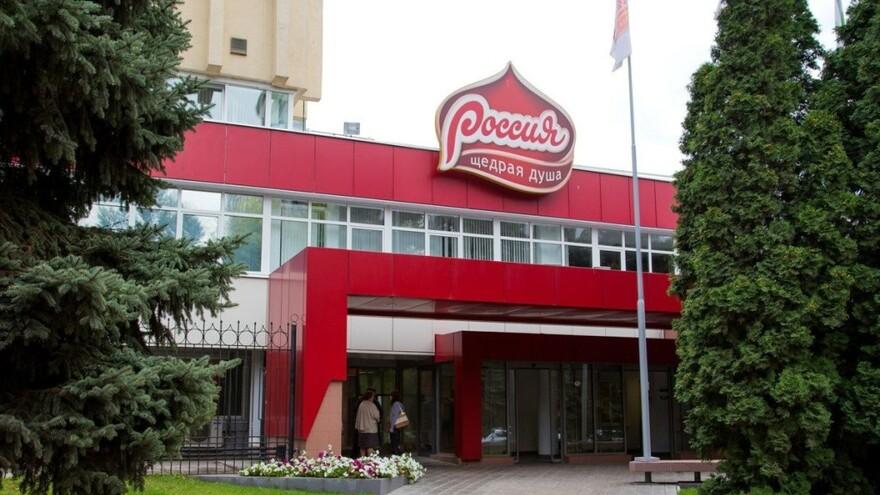 В Самаре реконструируют корпус шоколадной фабрики «Россия»