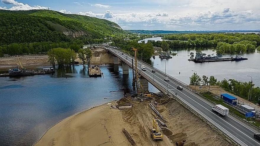 Движение по новому мосту через Сок в Самаре откроют раньше срока