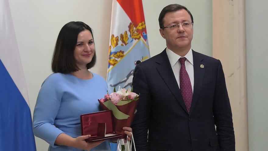 Накануне Дня Конституции 30 жителей Самарской области получили государственные награды