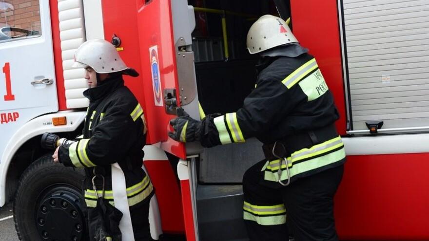 В Сызрани из-за пожара в детском саду эвакуировали более 40 детей