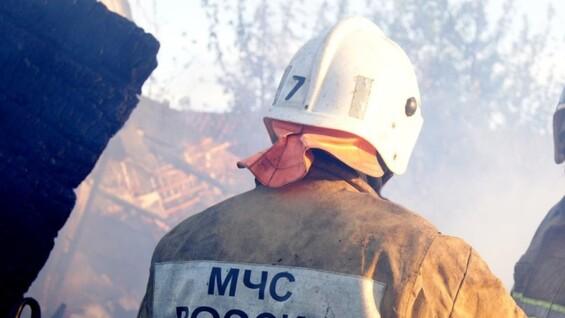 Крупный пожар в Тольятти. Есть погибшие