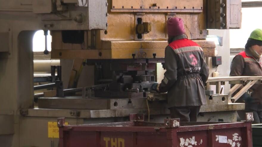 В Жигулёвске идёт массовый набор новых сотрудников на предприятие по производству алюминиевых профилей