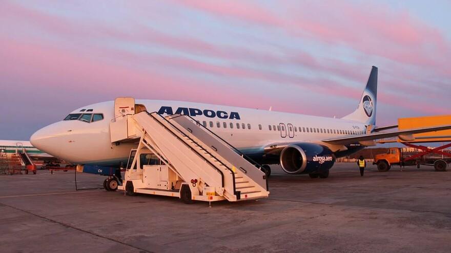В аэропорту Курумоч задержали рейс в Москву на 9 часов