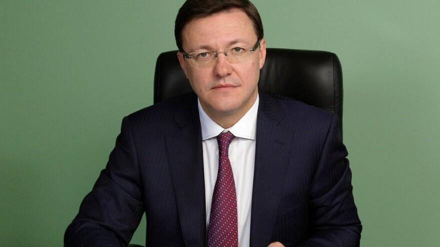 Губернатор Дмитрий Азаров поздравил строителей Самарской области с профессиональным праздником