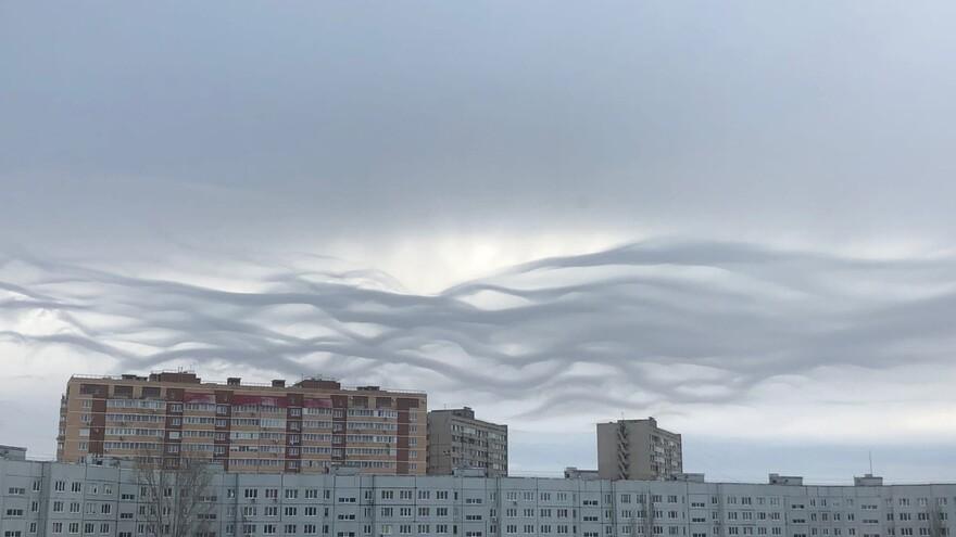 Мистика и дементоры: жителей Тольятти поразили облака