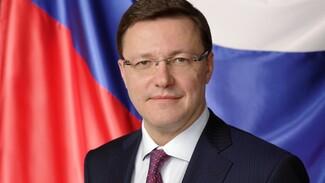 Губернатор Дмитрий Азаров поздравил металлургов региона с праздником