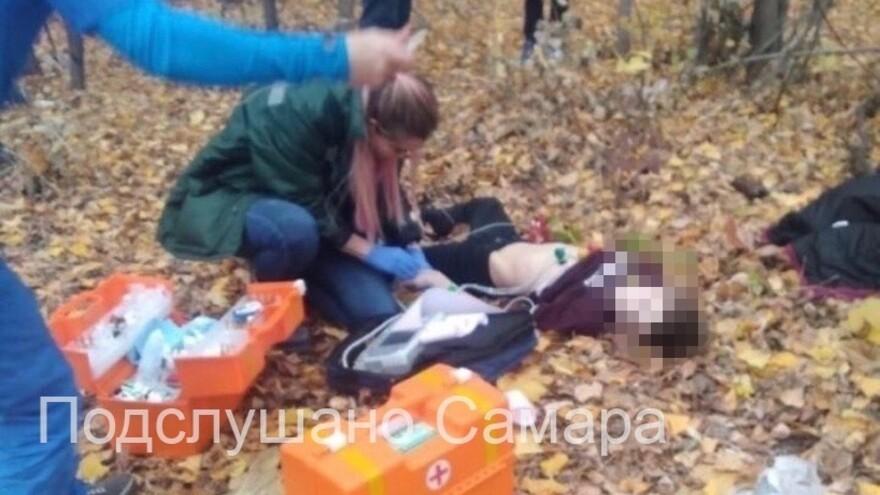 В Самаре возле школы умер 13-летний мальчик