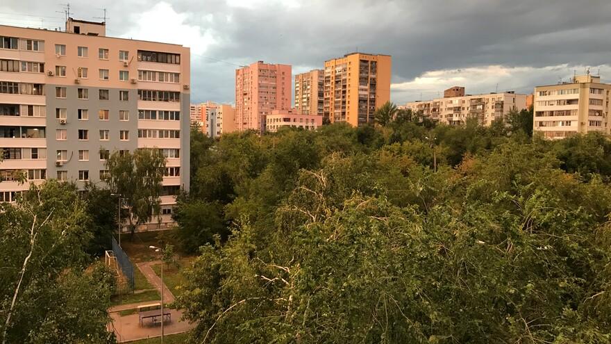 До +18 будет во вторник в Самарской области