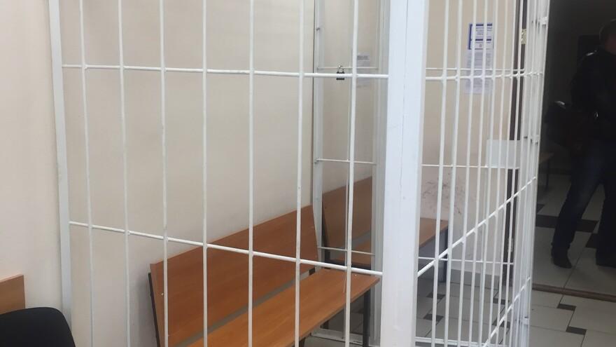 Начальнику службы конвоя в Самаре вынесли приговор