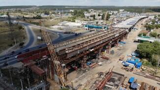 Строительство развязки на М-5 в Тольятти закончат в срок