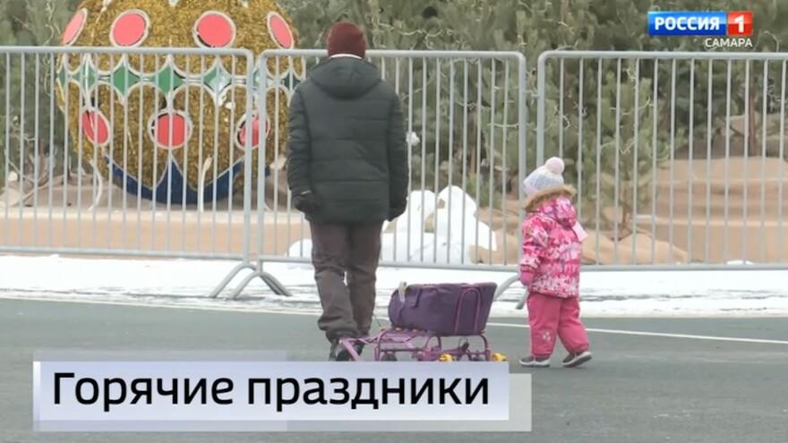 """""""Вести Самара"""" 29 декабря 9:00: Двойные выплаты врачам, безопасность в новогодние праздники и тотальный контроль эпидобстановки"""