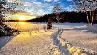 А снег идёт: стала известна погода в Самаре до конца праздничных каникул
