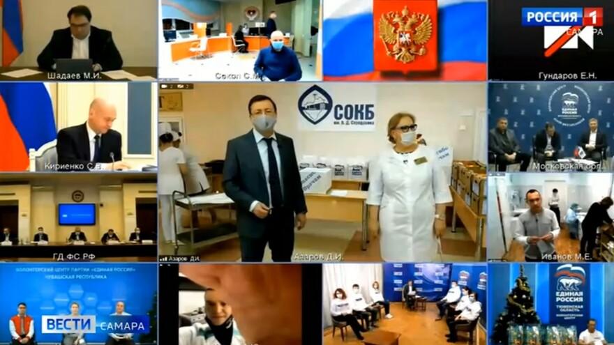 Более 80 тысяч добровольцев задействованы в период пандемии в оказании помощи врачам Covid-госпиталей
