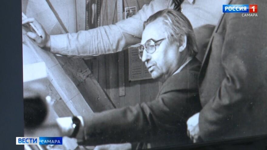 Рассказ о человеке, который создал мемориал Ил-2, спроектировал генпланы Самары и малых городов области
