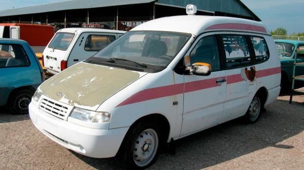Опубликованы фото уникальных прототипов машин АвтоВАЗ