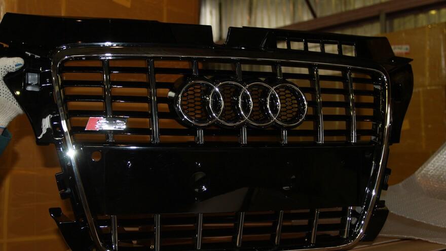 Самарские таможенники изъяли поддельные запчасти Audi